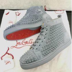 Christian Louboutin Sneakers Gray
