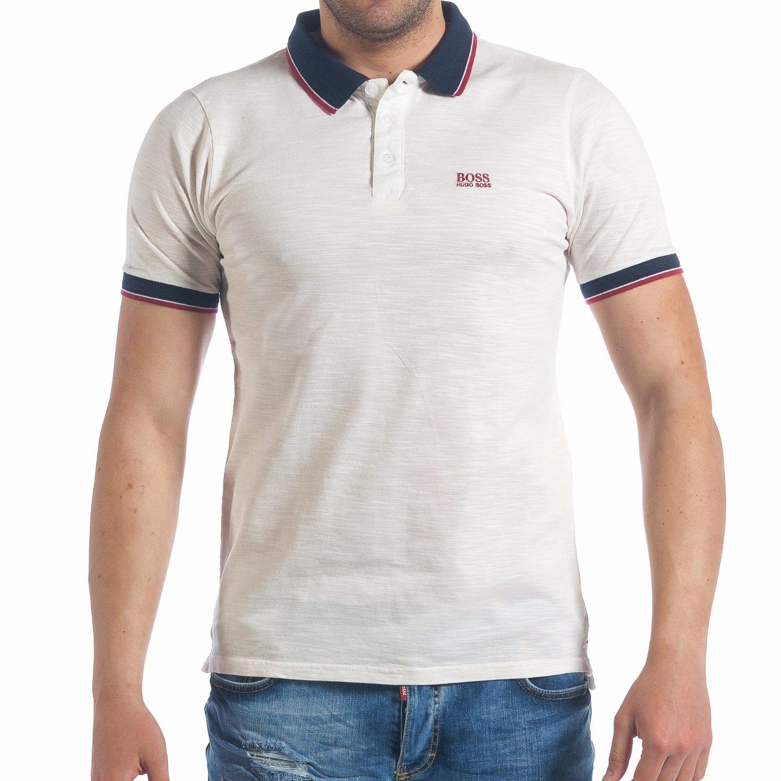 New White Hugo Boss Men/'s Tshirt Size 2XL