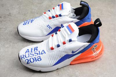 new product eb927 cf2bd Fashion Nike Air Max 270 Russia 2018 Running Shoes AQ7982-406