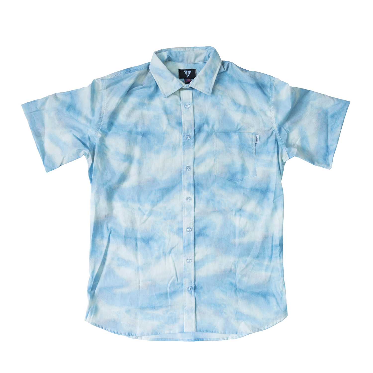 1125bf8da Clouds S S Button-Up Shirt on Storenvy