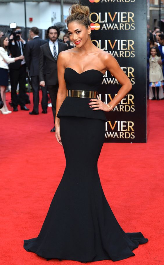 Inspired_by_Nicole_Scherzinger_Celebrity_Dresses_Black_Mermaid_Satin_Sweetheart_with_Sliver_Belt_Prom_Dresses_Evening_Formal_Gowns