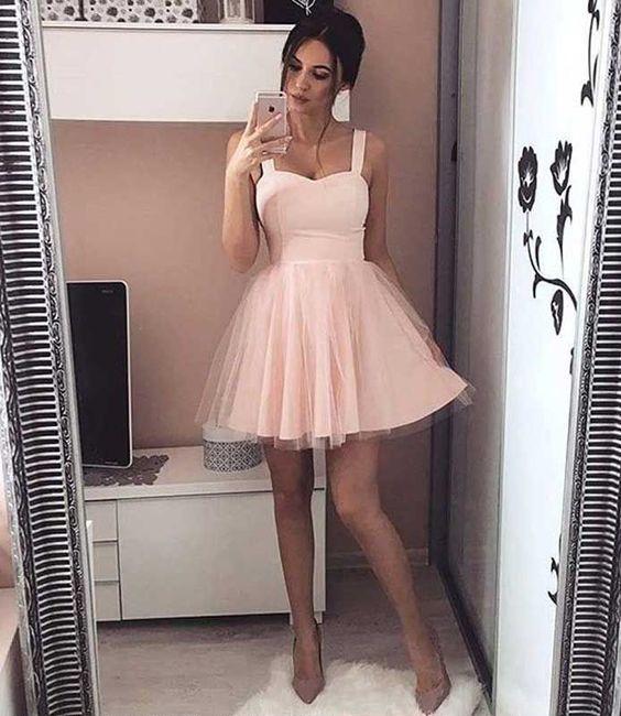 f7095902eee Sweetheart Homecoming Dress Straps