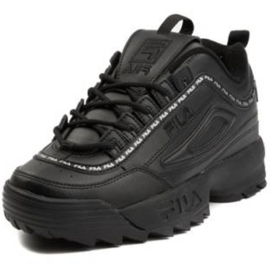 Womens Fila Disruptor II Athletic Shoe Black on Storenvy a655b1c7b1
