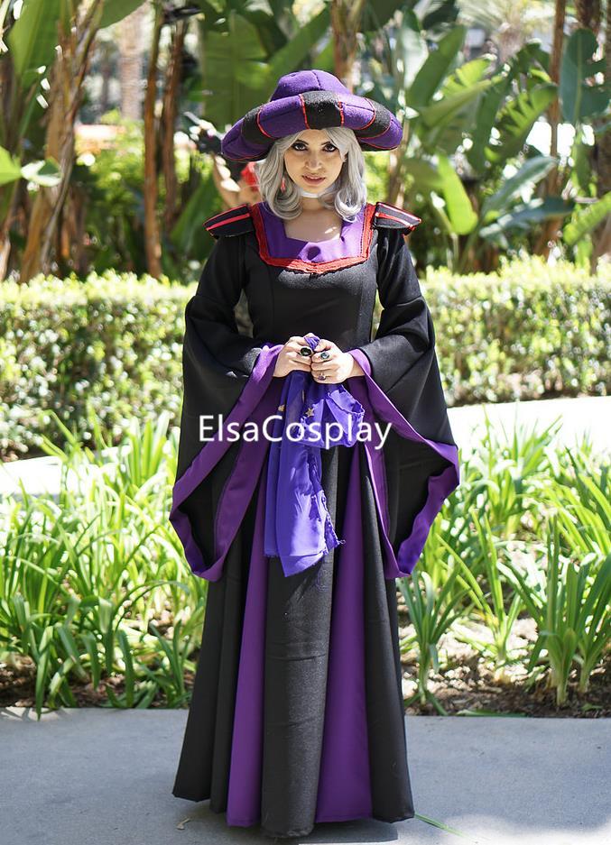 Costume Halloween Esmeralda.Esmeralda Frollo Costume Women Version Coslay Halloween Costume For Adult From Elsacosplay