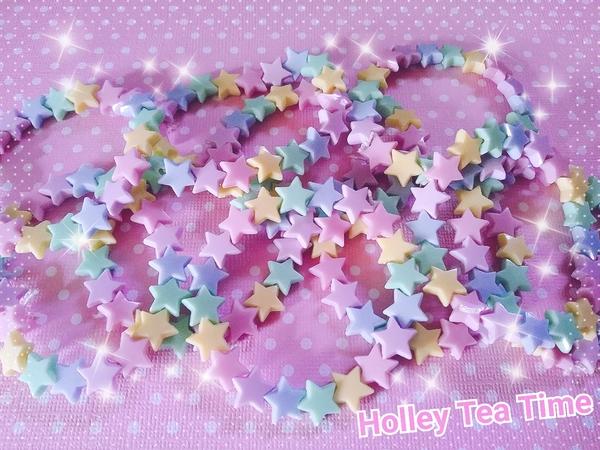 Pride Bracelet Yumekawaii Fairy Kei Fantasy Jewelry Rainbow Stars Bracelets Decora Rainbow Jewelry