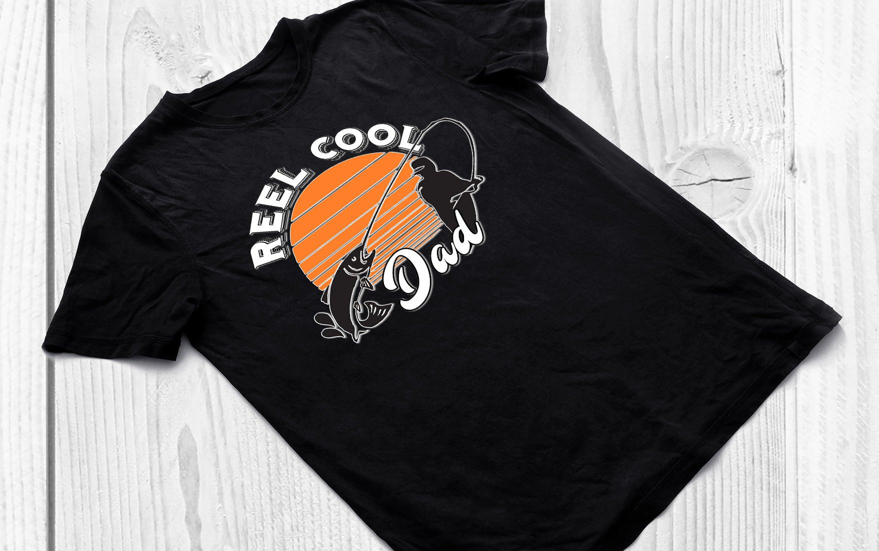 36cfbcb9 Funny Fishing Shirt | Reel Cool Dad | Gift for Father's Day on Storenvy