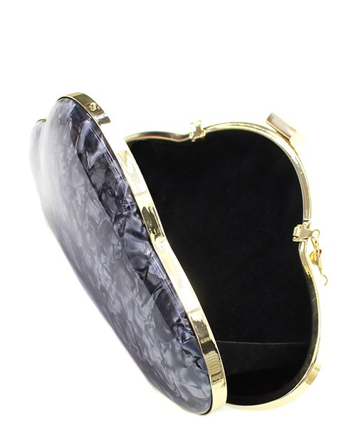 acrylic cloud clutch purse (93293343 Such An Occassion) photo