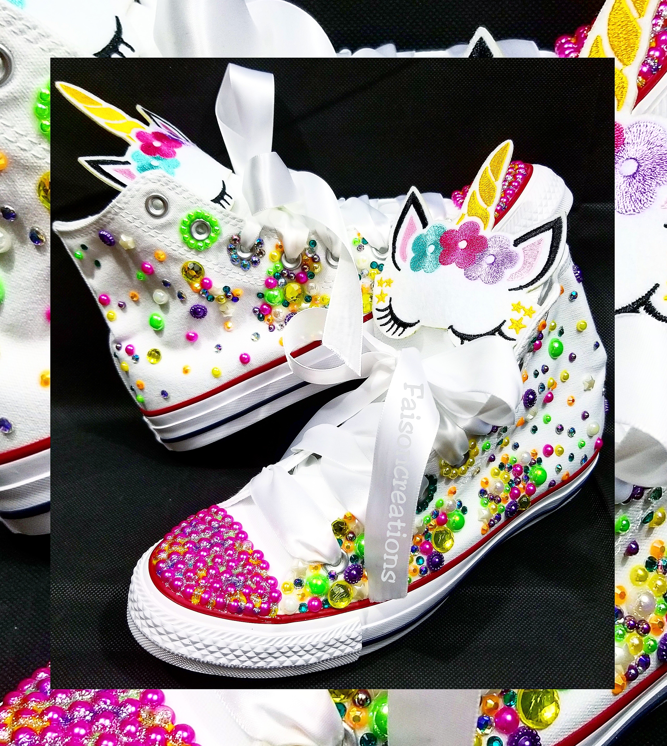 15f9597b4376 Unicorn Converse · FaisonCreations · Online Store Powered by Storenvy