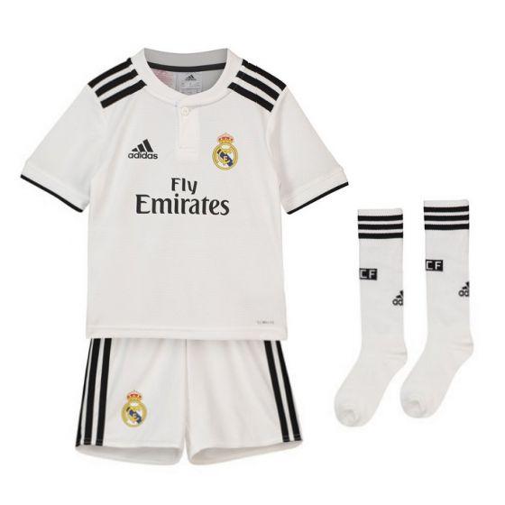 d40834e790e 2018 19 Ronaldo Home kids jersey · SportsWorld2016 · Online Store ...