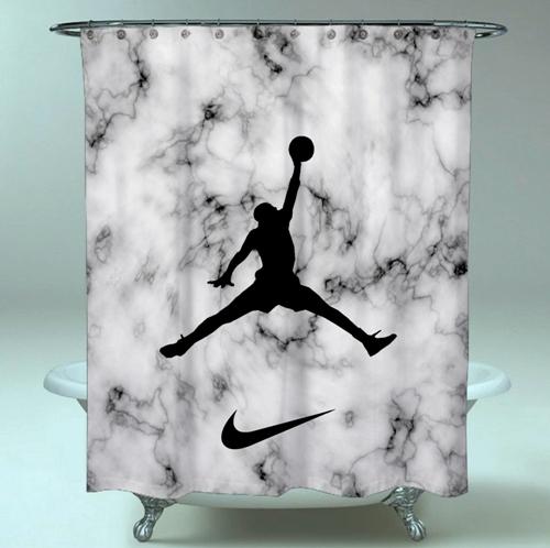 Nike Jordan Shower Curtain On Storenvy