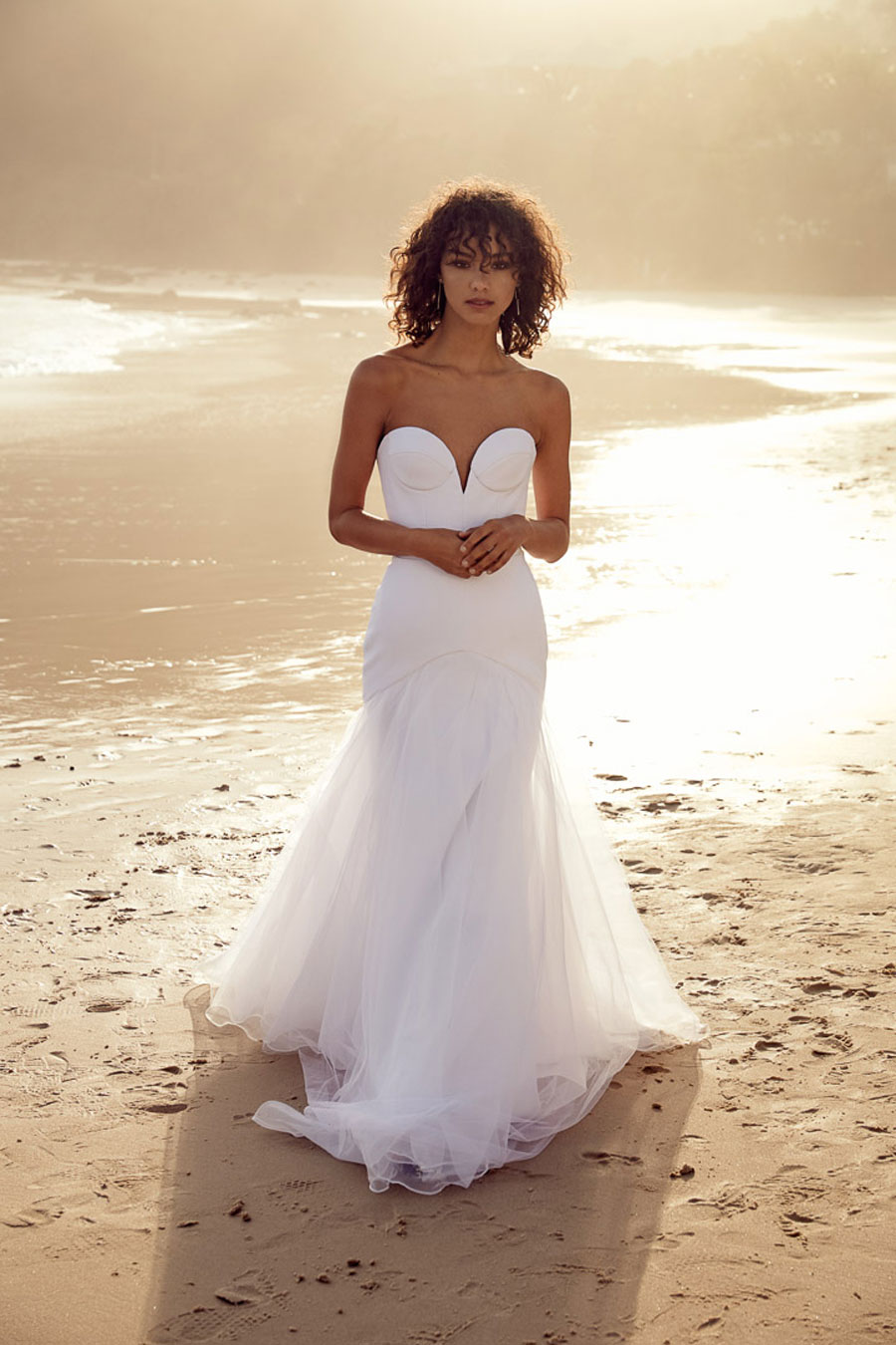 Beautiful_Wedding_Dresses_Mermaid_Simple_Sweetheart_Sexy_Bridal_Gown