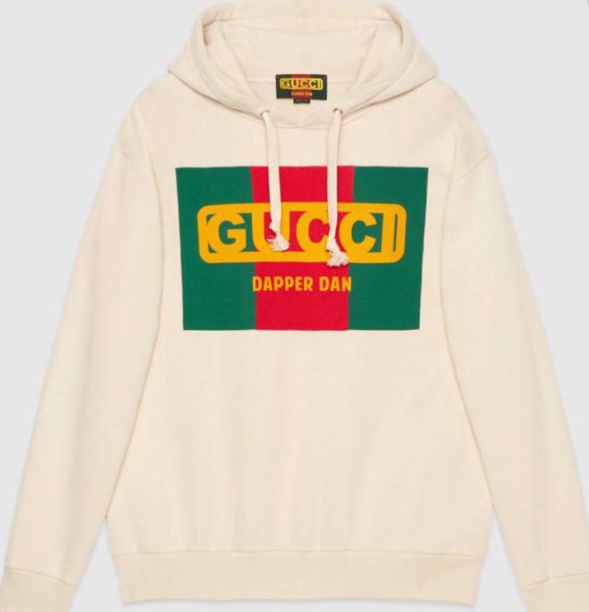f39453b8783 Women s GG   DAPPER DAN COLLAB logo hoodie sweatshirt · Thread And ...