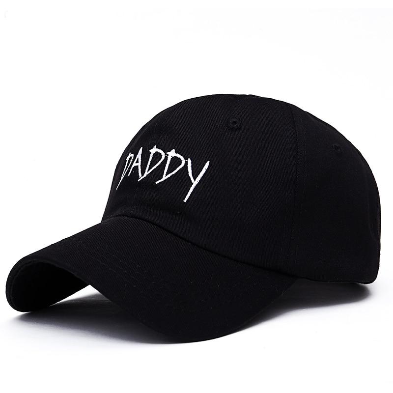 684348ba81a0b1 ... Image of Daddy Dad Hat - Black Baseball Cap - Black Dad Hat - Daddy  Baseball