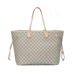 White Women Checkers Bag No purse (96338664 Sexy Fashionist) photo