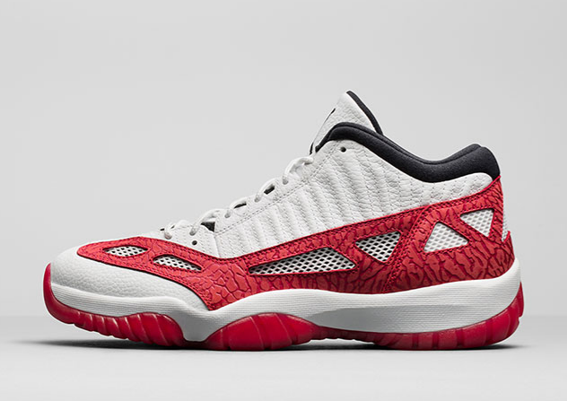 more photos 3bc33 70a04 2017 Air Jordan 11 Low IE Fire Red White Gym Red-Black For Sale New Jordans  shoes,Mens shoes,bramd new,szie 5-13 on Storenvy