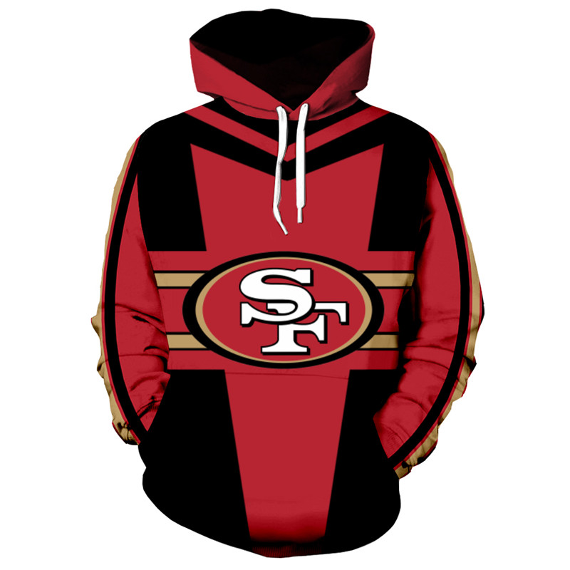 68ff10a58 San Francisco 49ers NFL Football Team Hoodie Special Edition on Storenvy
