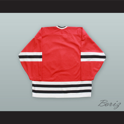... Soviet Union CCCP National Team White Hockey Jersey.  55.99 · Onyx  bacdafucup red hockey jersey - Thumbnail 3 4720ed8b2