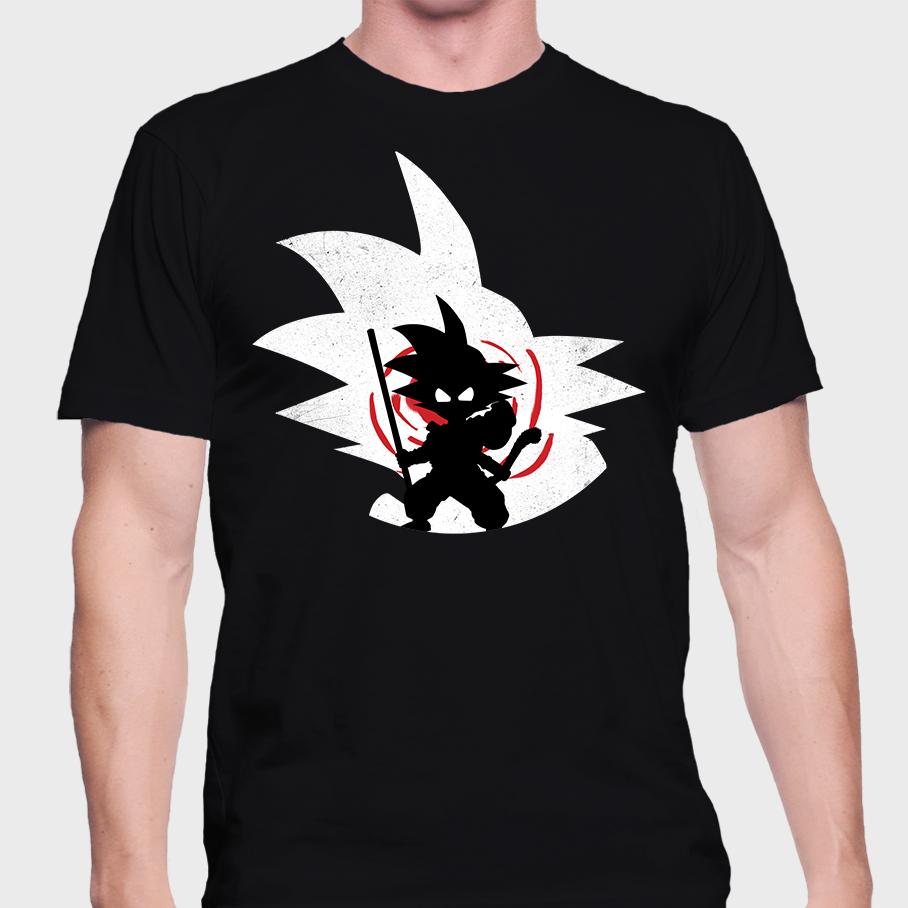 Dragonball z shirt