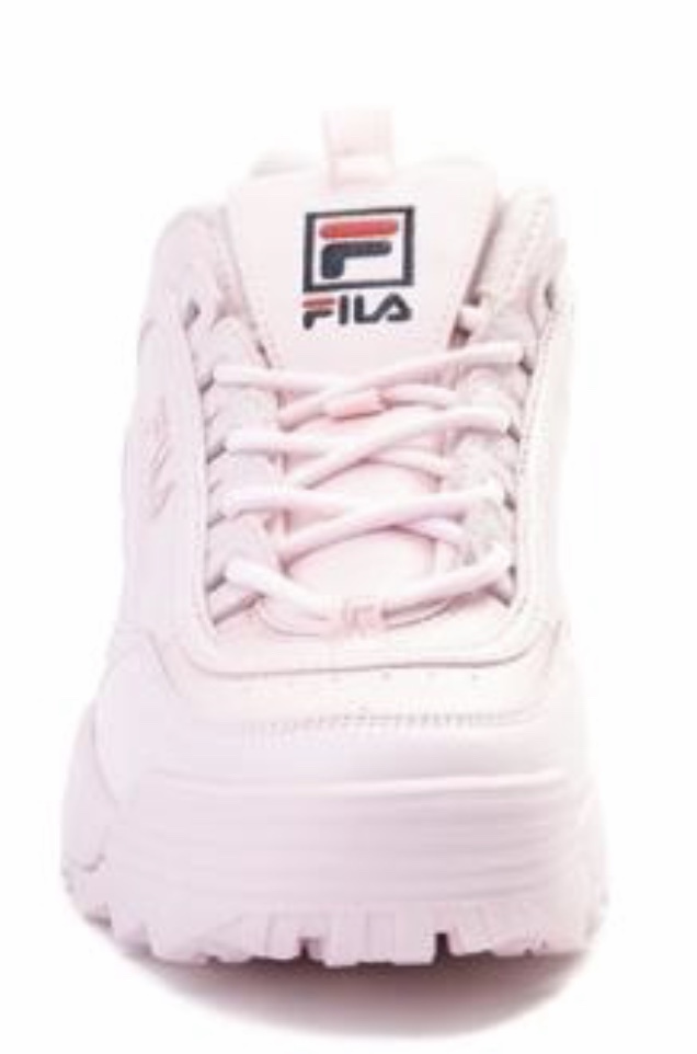 3b06186ba3a7 Womens Fila Disruptor II Rose Athletic Shoe Pink on Storenvy