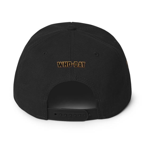 7f7b3f0037a30 Who-Dat Queen (Snapback Hat) · N.O.L.A. Apparel · Online Store ...