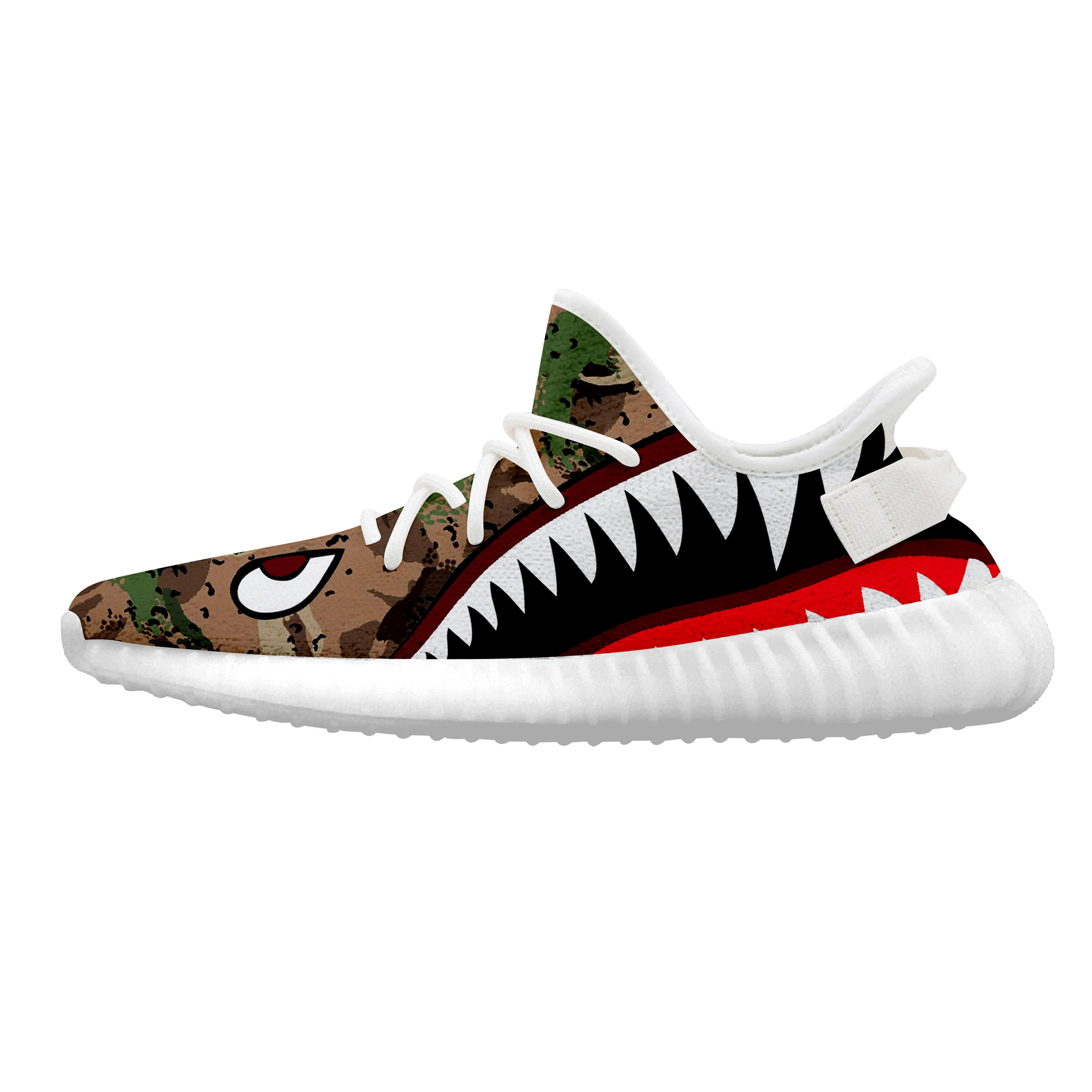 e1245e345 Shark Teeth Beige Military Camouflage Custom Made similar style to ...