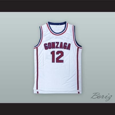 dbd48b6b4 John stockton 12 gonzaga white basketball jersey - Thumbnail 2. John  Stockton 12 Gonzaga White Basketball Jersey.  45.99 · R.j. barrett 5 canada  ...
