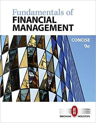 Financial Management Textbook Pdf