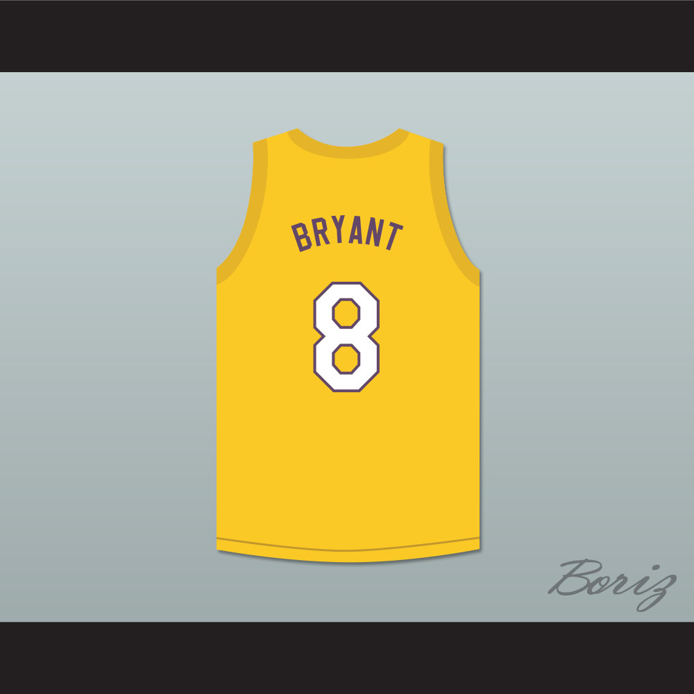 413f65dbe9f Kobe Bryant 8 Super Lakers Basketball Jersey Shaq and the Super Lakers Skit  MADtv - Thumbnail ...