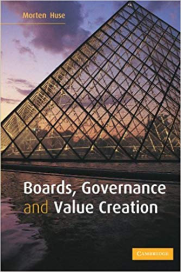 Boards, Governance and Value Creation: The Human Side of Corporate  Governance PDF eBook from DollarTreeDigitaLlibrary