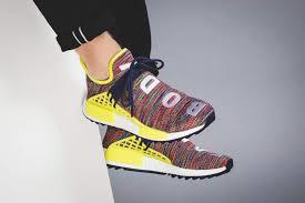 info for 99cdb d0222 Pharrell Williams x adidas NMD Hu Trail Multicolor (AC7360) from Zapys