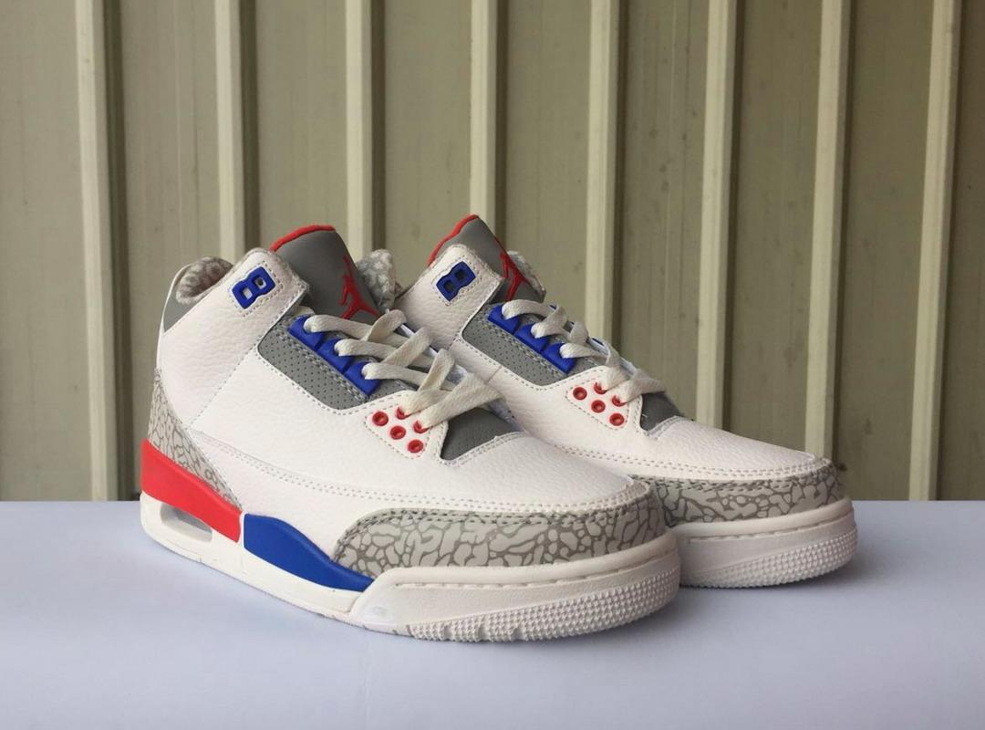 a5d67a7a470 Men Basketball Shoes On Sale Cheap Men Air Retro 3 Basketball Shoes -  Thumbnail ...