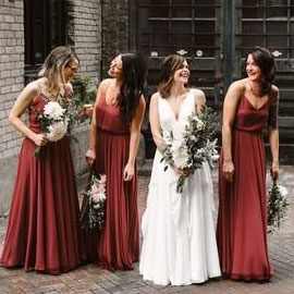 Elegant_Long_Spaghetti_Straps_Bridesmaid_Dresses_for_Wedding