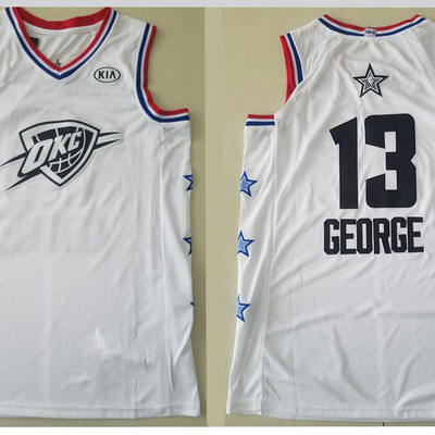 Men s oklahoma city thunder 13 paul george white 2019 all-star game  finished authentic jersey cd4b5abcf