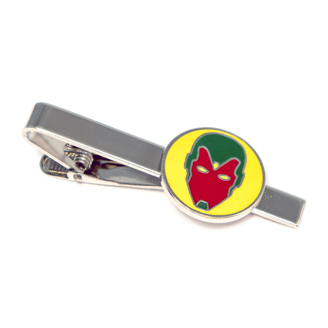 Marvel Vision Cufflinks, The Avengers Tie Clip Tack, Arc Reactor Jewelry,  Geek Comic Book Wedding Cuff Links, Groomsmen Jewelry from SharedImagination