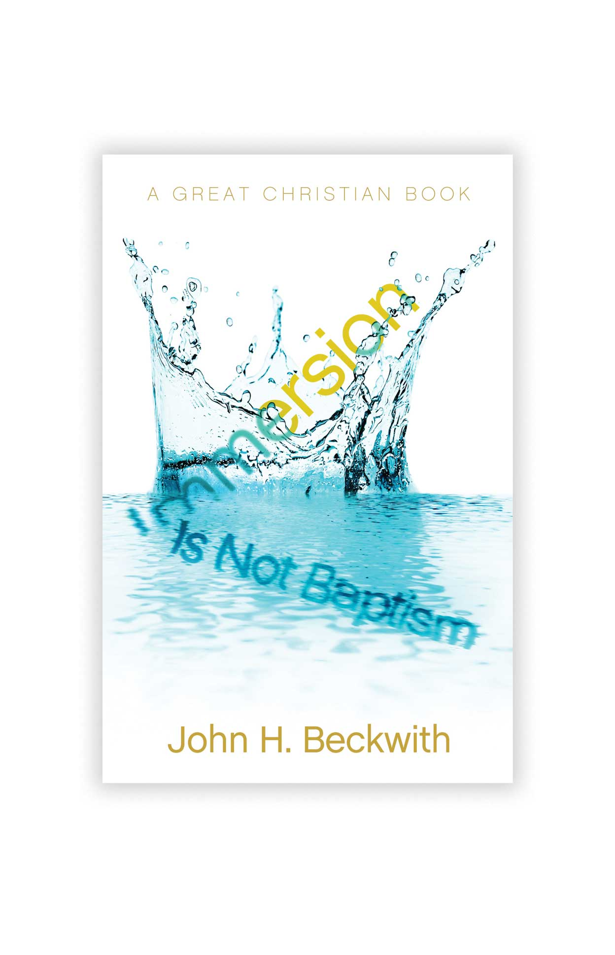 Storenvy coupon: Immersion Is Not Baptism