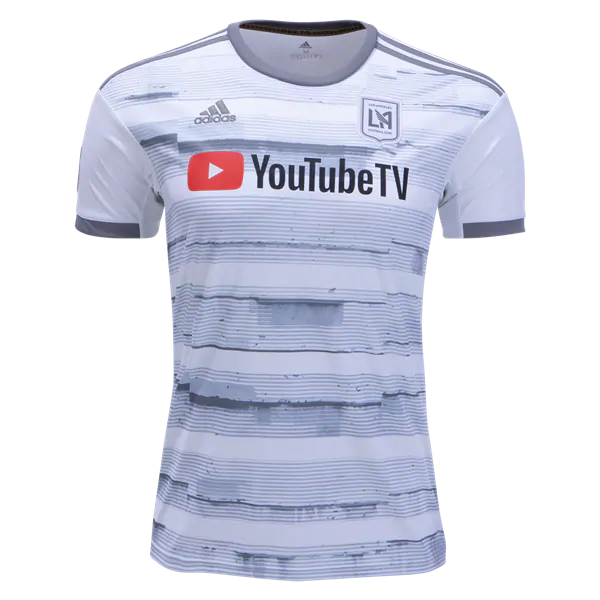 cb7761014 LAFC 2019 Secondary Soccer Jersey Los Angeles Football Club Away ...