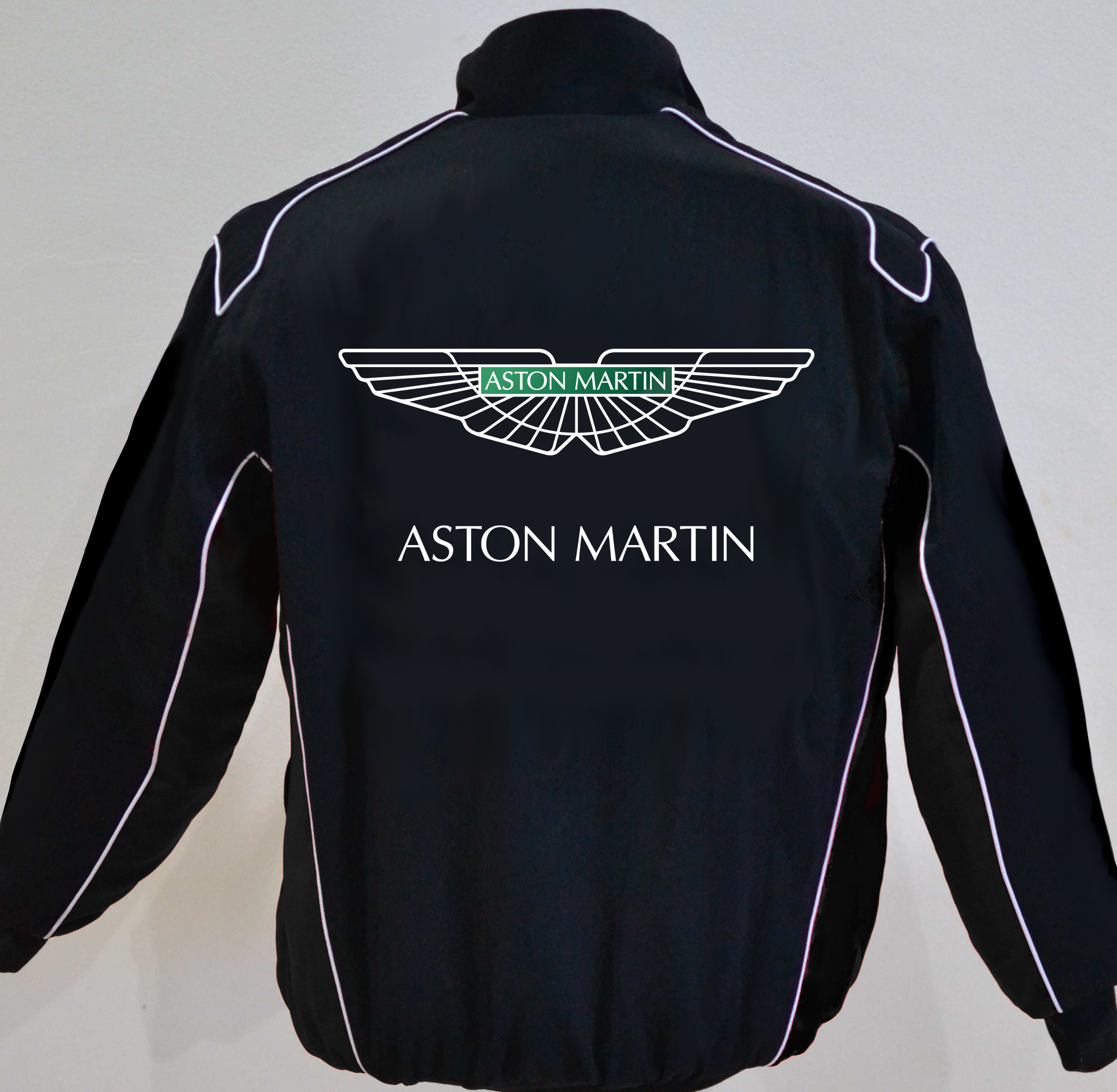 Jacket / Black // Aston-Martin