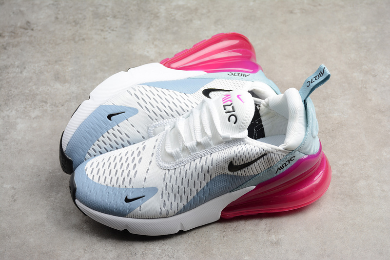 38f8da04b0 Nike Air Max 270 'Bright Fuschia' Wmns Running Shoes AH6789-004 on ...