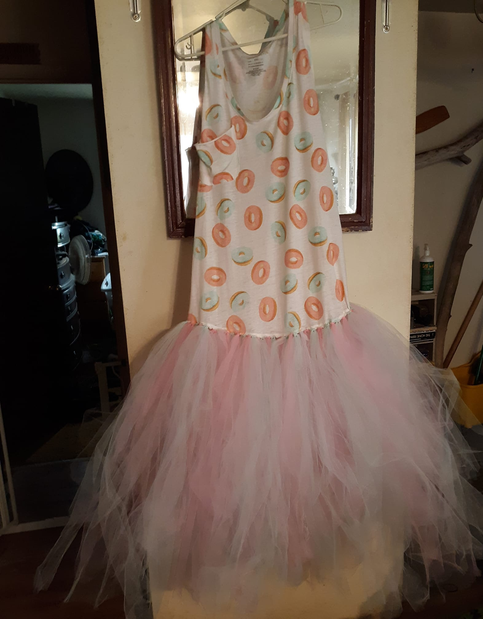 Plus Size tutu Dress sold by Creepy Little Ones