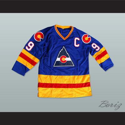 Hof lanny mcdonald 9 hockey jersey new any size any player or number -  Thumbnail 4 964c347a0