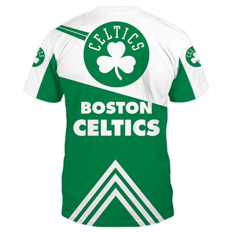 watch 35118 ba093 Boston Celtics NBA Basketball Shirt New Season