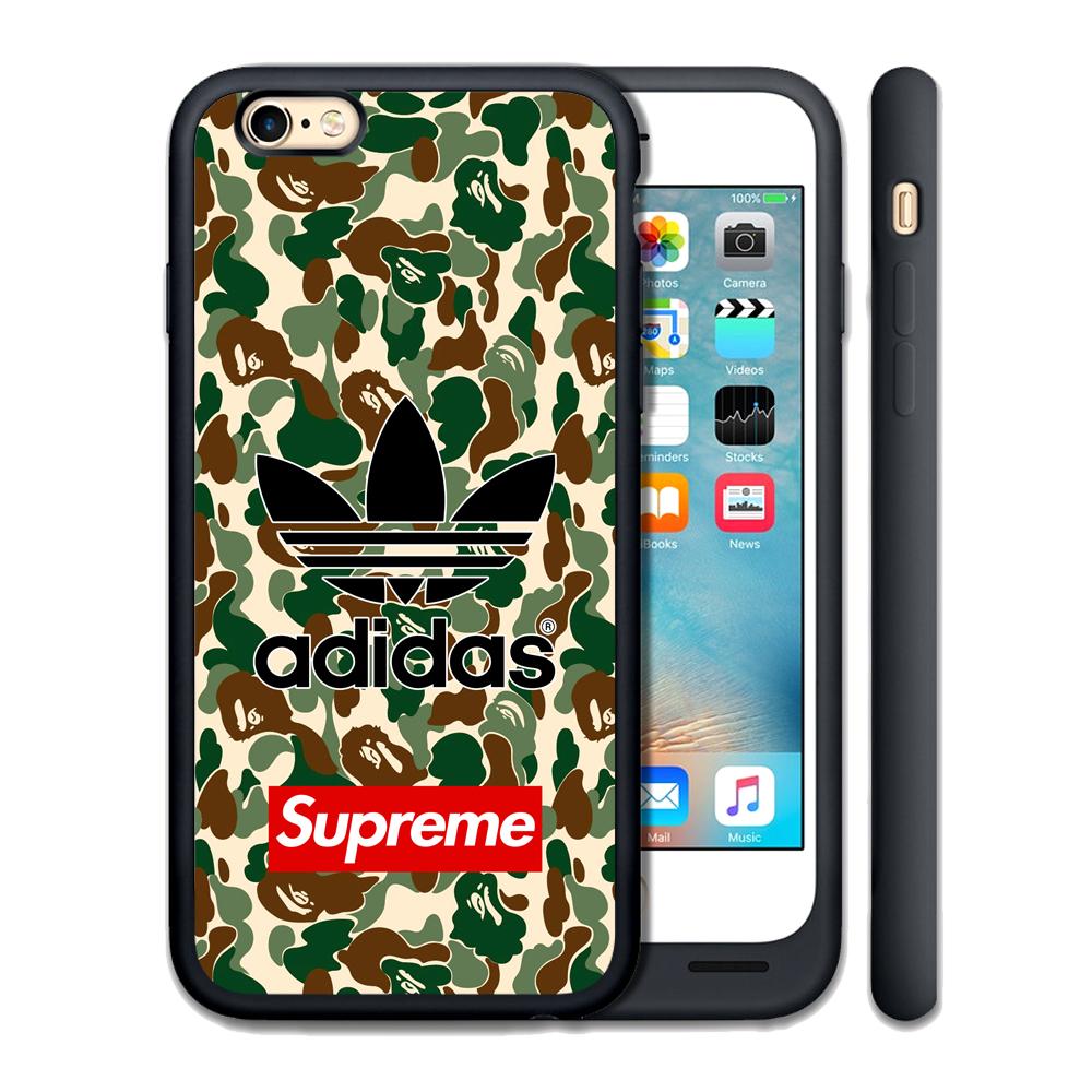 premium selection 58584 1b117 Adidas Camo X Supreme inspiration by phone case
