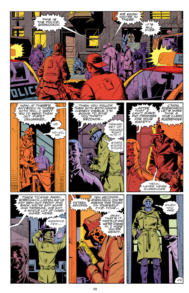 Watchmen: DELUXE EDITION (DC Comics) [PDF] from eBooks & Magazines