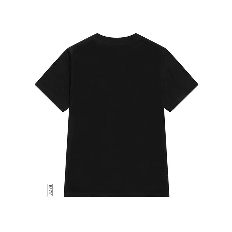 black t shirt unisex