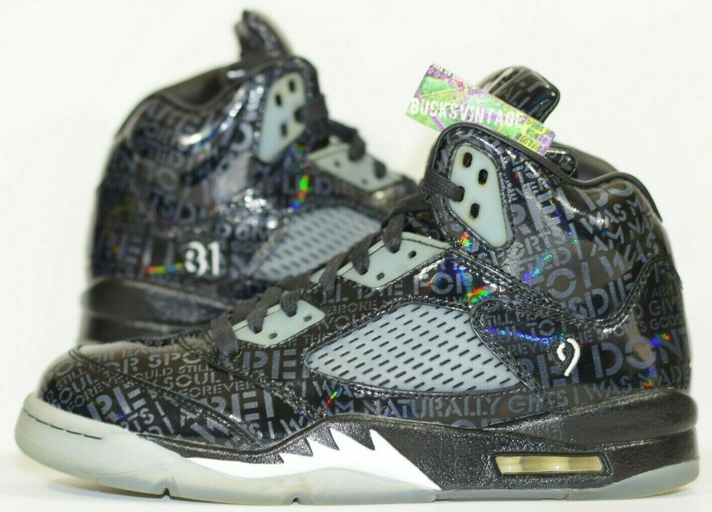 check out c7a57 cb1cf Size 8 | 2013 Nike Air Jordan 5 Retro Doernbecher from BucksVintage