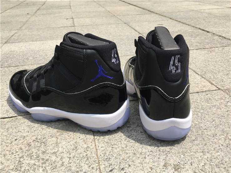 """cheap for discount 8de74 24fbe Nike Air Jordan 11 Retro """"Space Jam"""" Men's Black Basketball Shoes sold by  ivicente"""