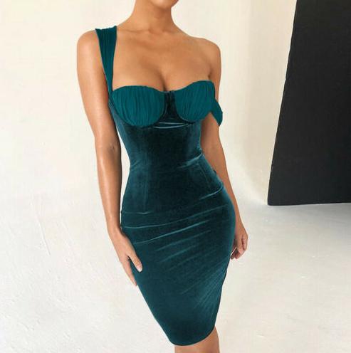 Annalise Balconet Bodycon Dress