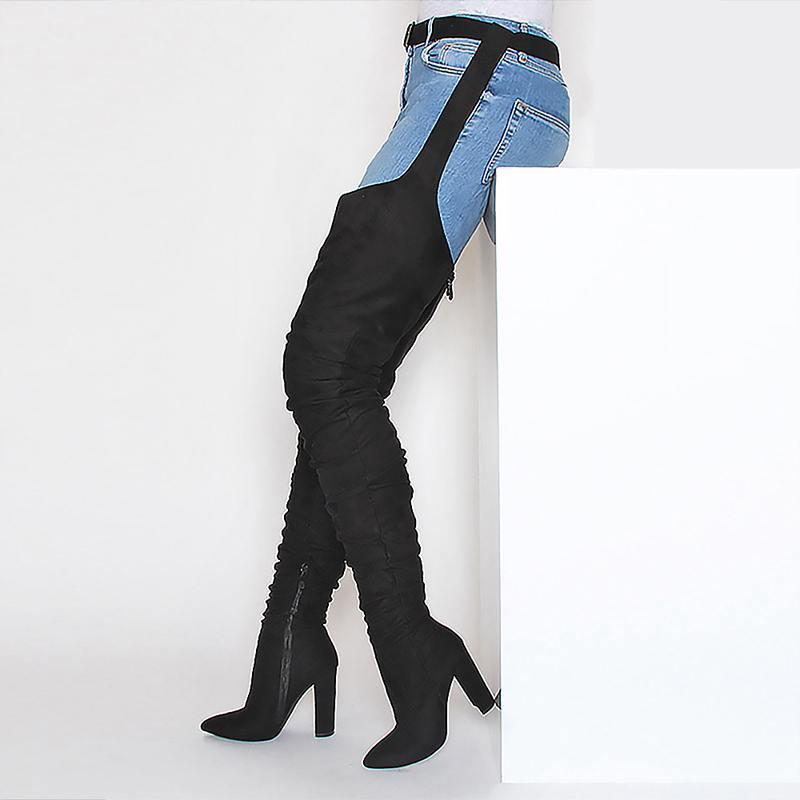 Sexy Over The Knee Boots