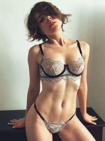 Glam Lingerie Corset Lace Underwire Sleepwear Underwear Tops