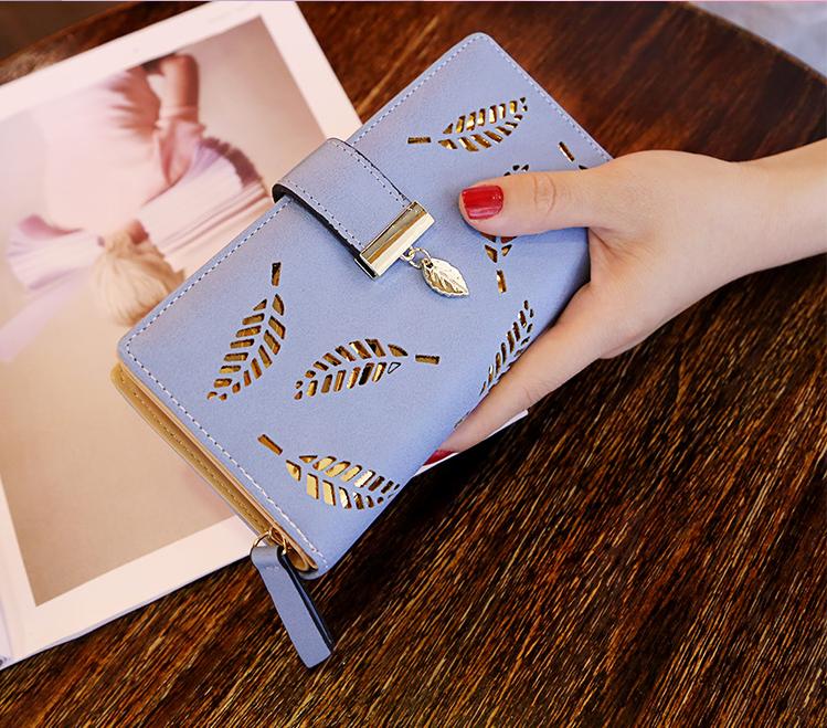 Women Wallet Purse Female Long Wallet  Handbag For Women Coin Purse Card Holders (120573559) photo